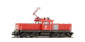Jägerndorfer 26010 Electric Locomotive Rh 1063 031 ÖBB - The Scuderia 46