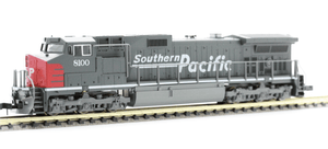 Kato 176-3601  Diesel Locomotive Southern Pacific C44-9W - The Scuderia 46