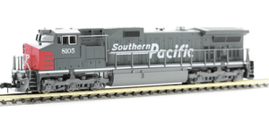 Kato 176-3602  Diesel Locomotive Southern Pacific C44-9W - The Scuderia 46