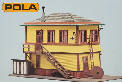 Pola 354  Signal Box - The Scuderia 46