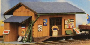 "Pola 802  ""KRIMML"" Goods Shed - The Scuderia 46"