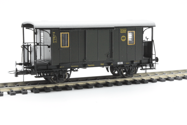 Roco 44809  DRG Baggage wagon - The Scuderia 46