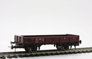 Roco 46011 Low-sided goods wagon of the DB - The Scuderia 46