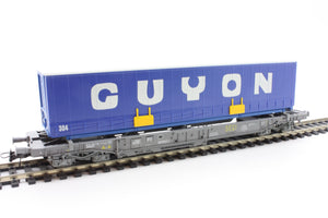 Roco 46374 Container wagon, SNCF - The Scuderia 46