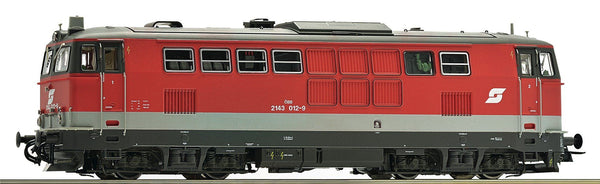 Roco 72710  Diesel Locomotive Rh 2143, ÖBB - The Scuderia 46