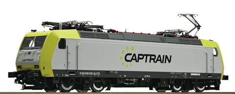 Roco 73599  Electric Locomotive Class 185, Captrain - The Scuderia 46