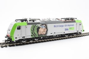 Roco 73651  Electric Locomotive BR 486, BLS Cargo - The Scuderia 46