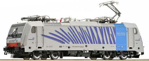 Roco 73654  Electric Locomotive BR 186, Railpool - The Scuderia 46