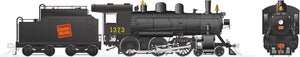 Rapido Trains 603503  Canadian National H-6-g Steam Locomotive
