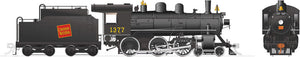 Rapido Trains 603004  Canadian National H-6-g Steam Locomotive