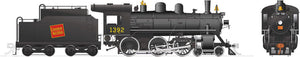 Rapido Trains 603508  Canadian National H-6-g Steam Locomotive