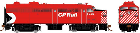 Rapido Trains   CP Rail (Multimark) Diesel Locomotive MLW FA-2