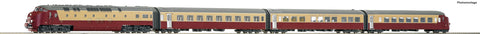 Roco 72069  TEE Diesel multiple unit DE IV, NS (DCC w/Sound)