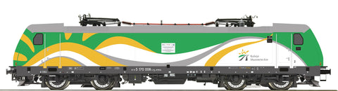 Roco 73225  Electric locomotive class 170, Koleje Mazowieckie (DCC w/Sound)