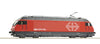 Roco 73286  Electric locomotive Re 460, SBB (DCC w/Sound)