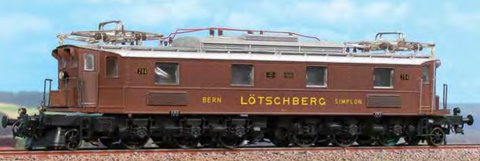 ACME 60531 Electric Locomotive Ae 6/8, BLS - The Scuderia 46