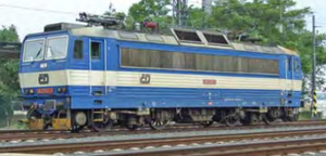 ACME 60315  Electric Locomotive Class 362 of the ČD - The Scuderia 46