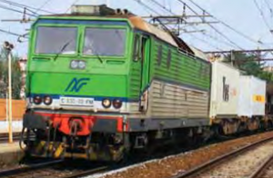 ACME 60319  Electric Locomotive Class E 630 of the FNM - The Scuderia 46