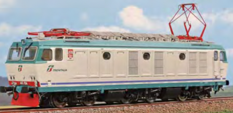 ACME 60496  Electric locomotive E.652 of Trenitalia - The Scuderia 46