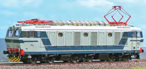 ACME 60495  Electric locomotive FS E.652 - The Scuderia 46