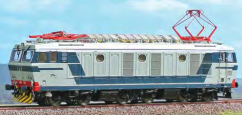 ACME 69495  Electric locomotive FS E.652 (DCC w/Sound) - The Scuderia 46