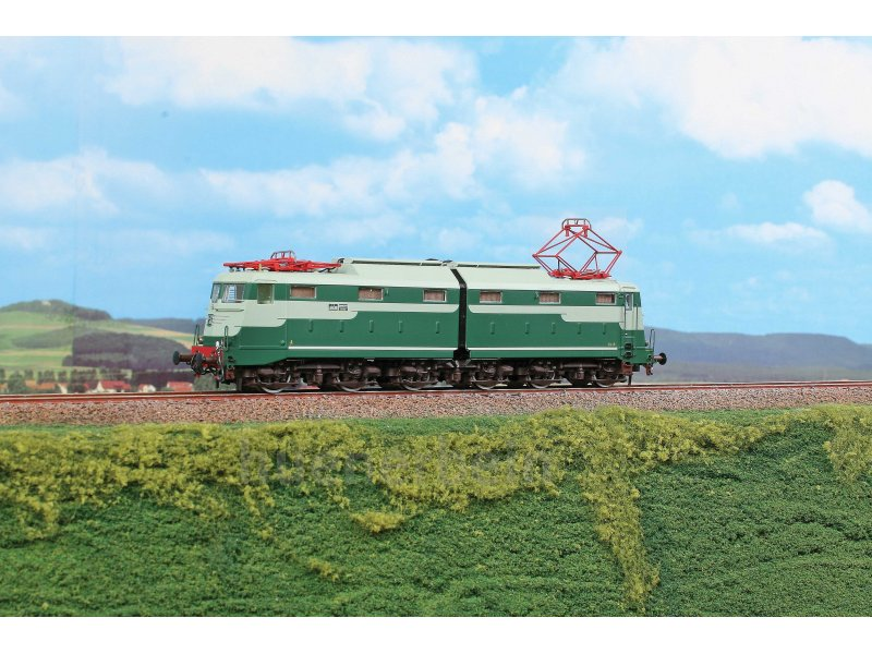 ACME 60153  FS Electric Locomotive E.646.006 - The Scuderia 46
