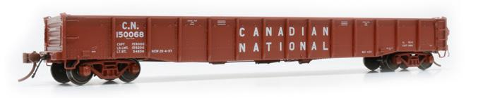 "Rapido Trains  Canadian National Late Delivery w/ 12"" Lettering #150227"