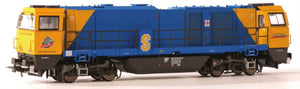 B-Models 3036.05  Diesel Locomotive G2000, Scheuchzer Rhino 2 (AC Digital w/Sound) - The Scuderia 46