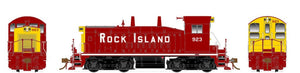Rapido Trains  Chicago, Rock Island & Pacific Diesel Locomotive SW1200