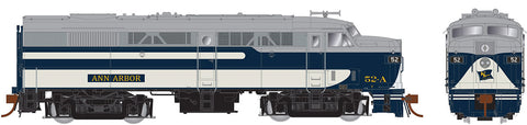 Rapido Trains   Ann Arbor (Delivery) Diesel Locomotive Alco FA-2