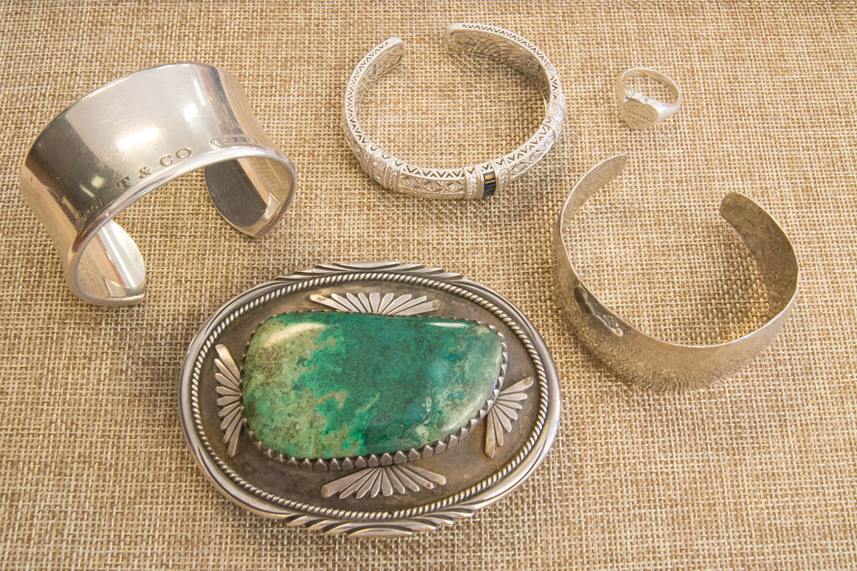 Sterling Silver Jewelry & Accessories