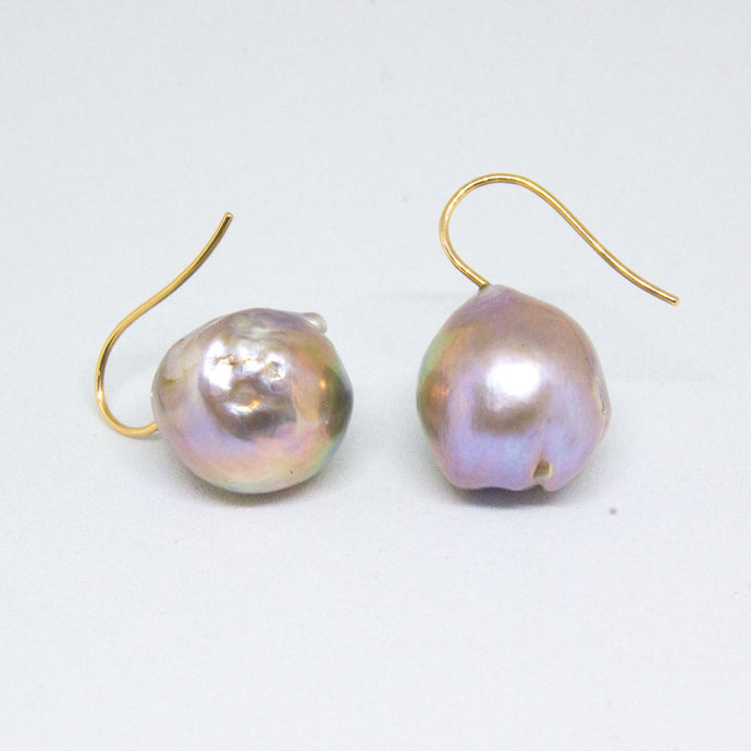 14k Cortez Pearl Earrings -  - State Street Jewelry and Loan