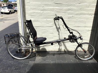 Sun EZ-Tomahawk CX 24-Speed Recumbent Bicycle