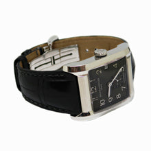 Baume and Mercier Hampton Milleis Black Dial Leather Mens Watch 10027 -  - State Street Jewelry and Loan