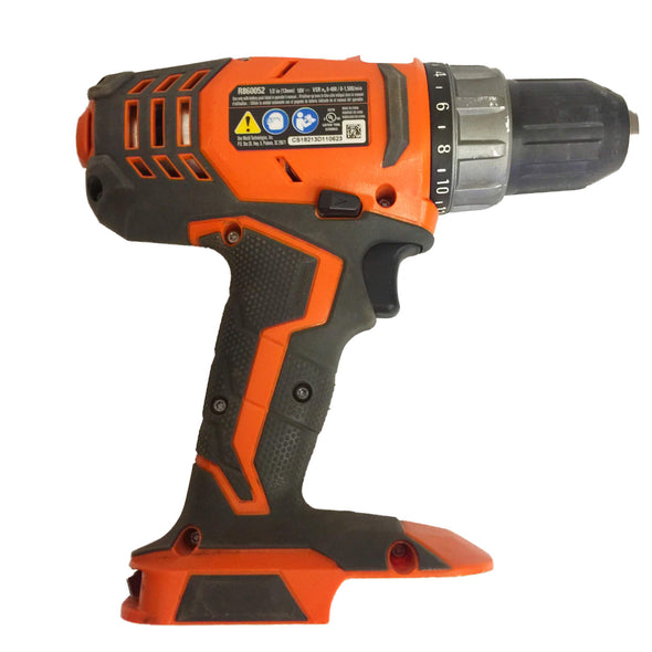 "Ridgid 1/2"" Cordless Drill - Tools - State Street Jewelry and Loan"