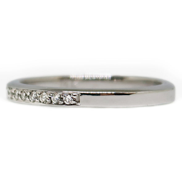 Ladies 14K White Gold Diamond Ring -  - State Street Jewelry and Loan