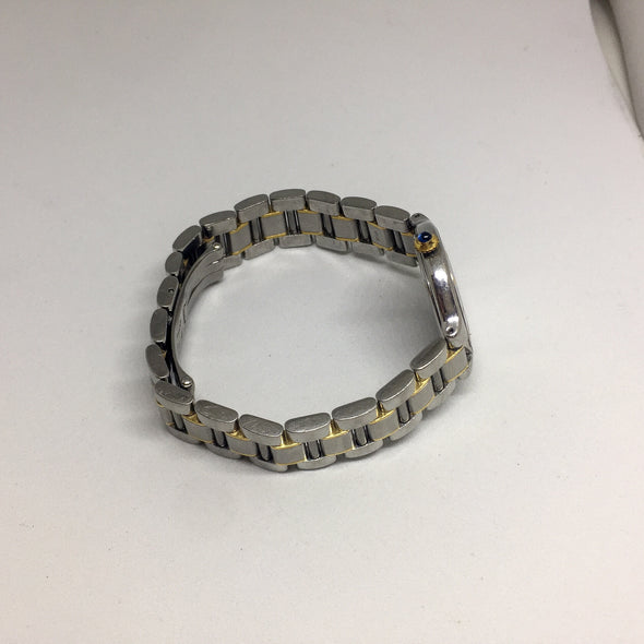 Cartier Must De 21 Two-Tone Stainless and 18K Yellow Gold -  - State Street Jewelry and Loan