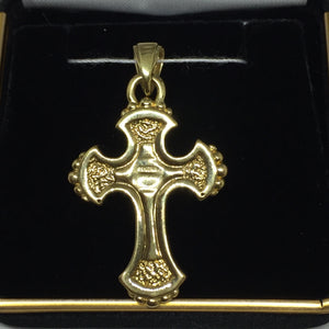 14K Cross Pendant -  - State Street Jewelry and Loan