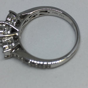 14k Ladies Diamond Engagement Ring Trio -  - State Street Jewelry and Loan