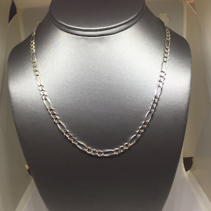 White Gold chain 14K -  - State Street Jewelry and Loan