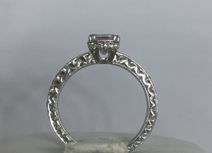 Ladies Engagement Ring Radiant cut -  - State Street Jewelry and Loan