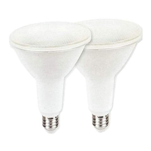 GE 2-Pack Outdoor Floodlight 75w Equivalent 11w