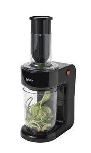 Oster FPSTES1000 Black Electric Spiralizer, 1