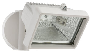Lithonia Mini Single-Head Flood Light 150-Watt Double Ended Quartz Halogen Lamp