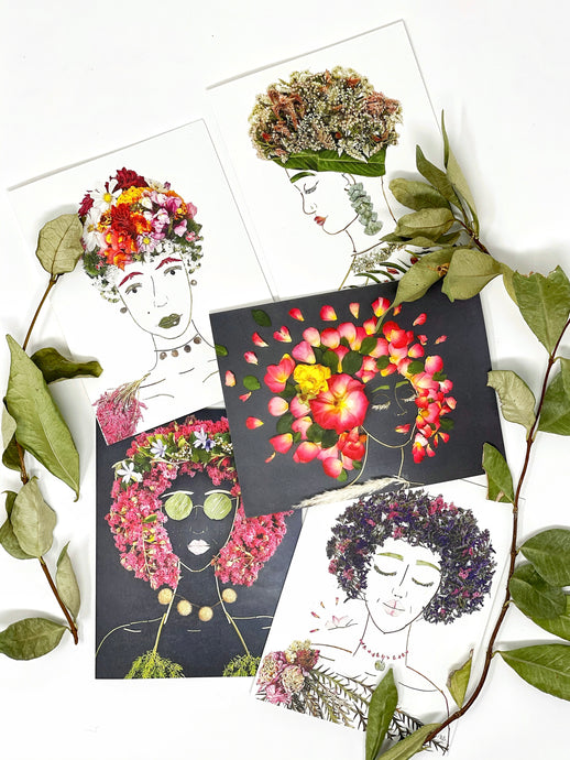 All The Single Ladies — GREETING CARD BUNDLE