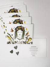 The JENNIFER card set  — 100% of all profits support Pediatric Cancer research