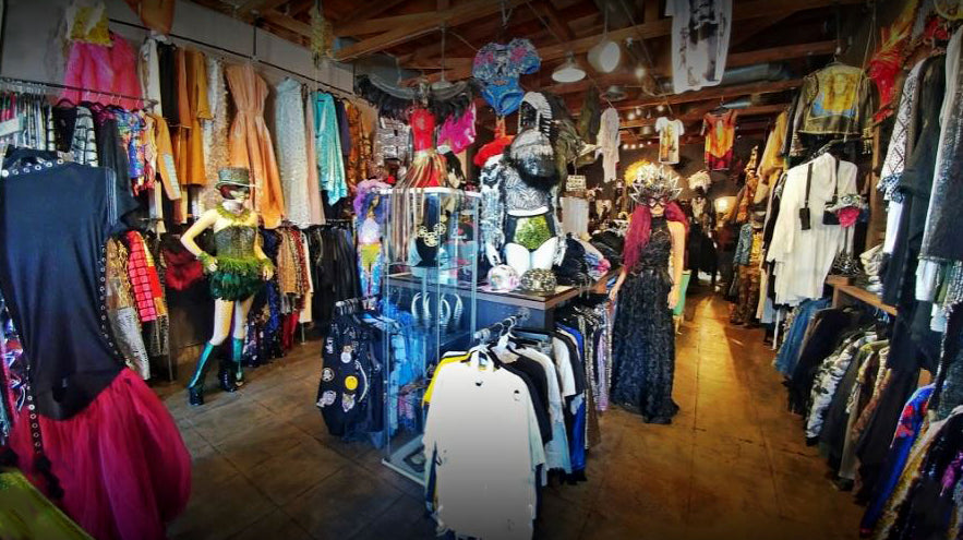 Cosmo' Glamsquad boutique, 7367 Melrose Ave, Los Angeles, CA