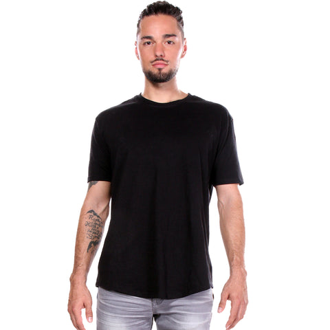cosmo and donato scoop hem luxury fashion mens tee