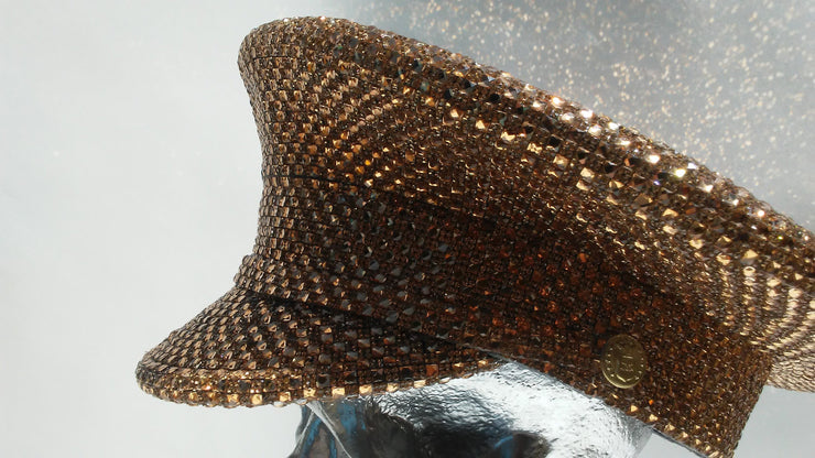 COUTURE COMMANDER CAP - CRYSTAL COPPER