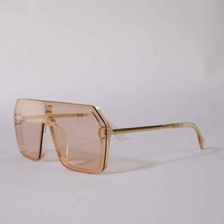 """SUNSET"" SAND SUNGLASSES - UNISEX ACCESSORIES"